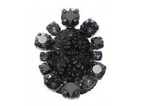 Liam - černá Prsteny - 5450543246666