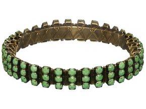 Africanica - zelená Náramky > Pevné - 5450527719476