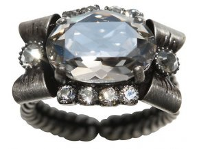 Pearl 'n' Ribbons - bílá Prsteny - 5450527782371