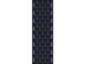 Hidden skull - modrá Módní doplňky  > Šátky - 5450527835251