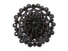 Blood Bite Vampire - černá Prsteny - 5450543063379