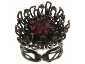 Chrysanthemum - růžová Prsteny - 5450543078922