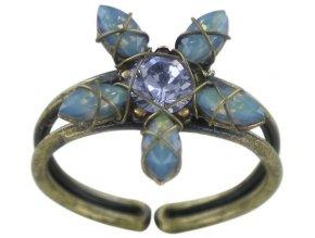 Marguerite - modrá Prsteny - 5450543082110