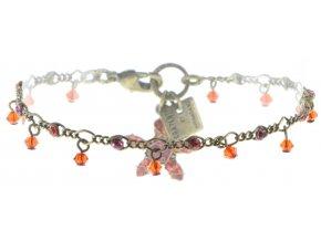 Marguerite - růžová Náramky > Klasické - 5450543082448