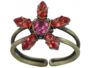 Marguerite - růžová Prsteny - 5450543082479
