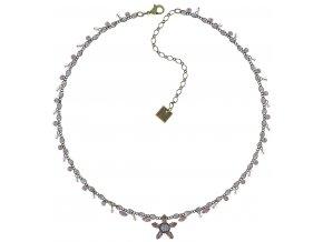 Marguerite - fialová Náhrdelníky - 5450543083001