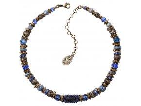 Aladdin - modrá Náhrdelníky - 5450543237497