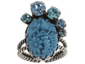 Liam - modrá Prsteny - 5450543247182