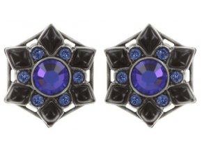 Arabic Nights - modrá Náušnice > Puzety - 5450543255934