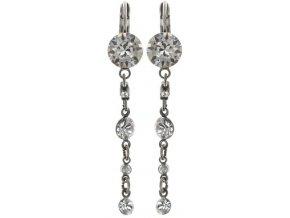 Dangling Tutui - bílá Náušnice > Klasickézapínání - 5450543259291