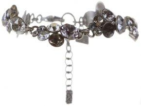 Petit Glamour - šedivá Náramky > Klasické - 5450543302775