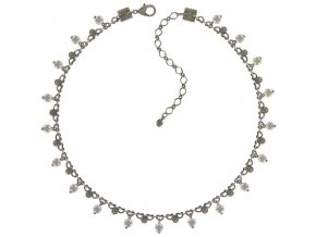 Pearl Shadow - šedivá Náhrdelníky - 5450527480741