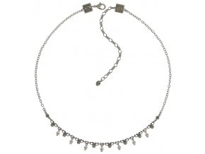 Pearl Shadow - šedivá Náhrdelníky - 5450527598835