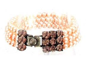 Pearl Shadow - růžová Náramky > Klasické - 5450527715980