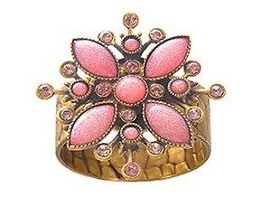 Filigree - růžová Prsteny - 5450543080765
