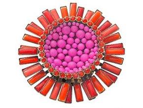 Doris Daisy - růžová Prsteny - 5450543104386