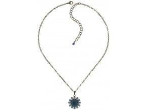 Doris Daisy - modrá Náhrdelníky - 5450543105307