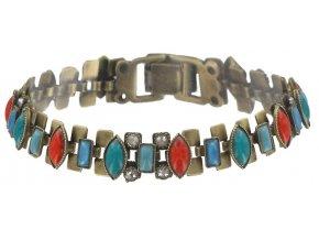 Ethnic Mosaic - multi/více barev Náramky > Klasické - 5450543105574
