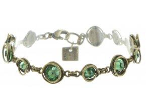 Sparkle Twist - zelená Náramky > Klasické - 5450543131719