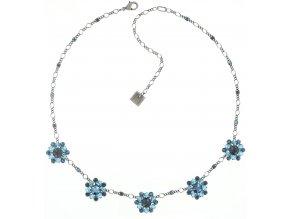 Dutchess - modrá Náhrdelníky - 5450543167893