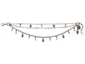 Silverstar Silvermoon - bílá Náramky > Klasické - 5450543195490