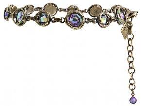 Sparkle Twist - fialová Náramky > Klasické - 5450543251899