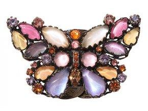 Fly Butterfly - žlutá Prsteny - 5450543260334