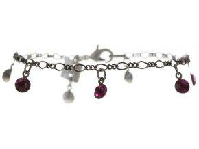 Tutui Collection - růžová Náramky > Klasické - 5450527591638