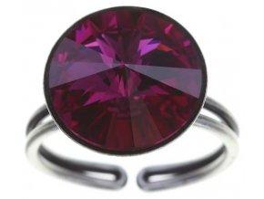Rivoli - růžová Prsteny - 5450527612937