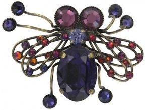 Clubbing Bugs - fialová Brože - 5450527613309