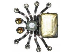 Spiderella - zelená Brože - 5450527628938