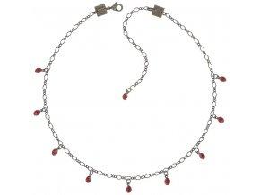 Tutui Collection - růžová Náhrdelníky - 5450527641272
