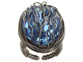 Captured - modrá Prsteny - 5450527675482