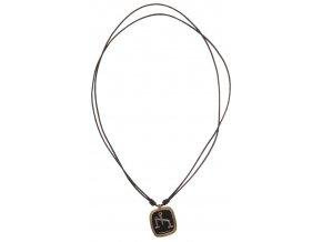 Zodiac - černá Náhrdelníky - 5450527684163