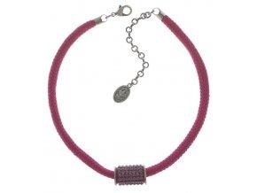 Business Rope - růžová Náhrdelníky - 5450527688543