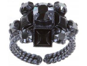 Noir - černá Prsteny - 5450527750332