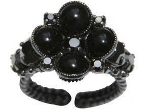 Noir - černá Prsteny - 5450527753487