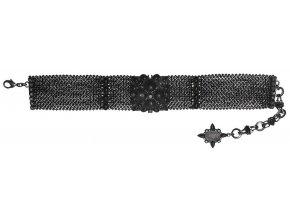 Noir - černá Náhrdelníky - 5450527758512