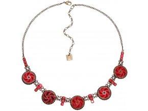 Kalinka - červená Náhrdelníky - 5450527758543