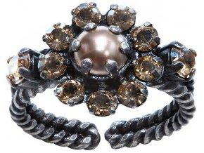 Mini Rositas - béžová Prsteny - 5450527778497