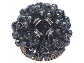 MyRouge - černá Prsteny - 5450527877473