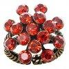 Magic Fireball - červená Prsteny - 5450543136448