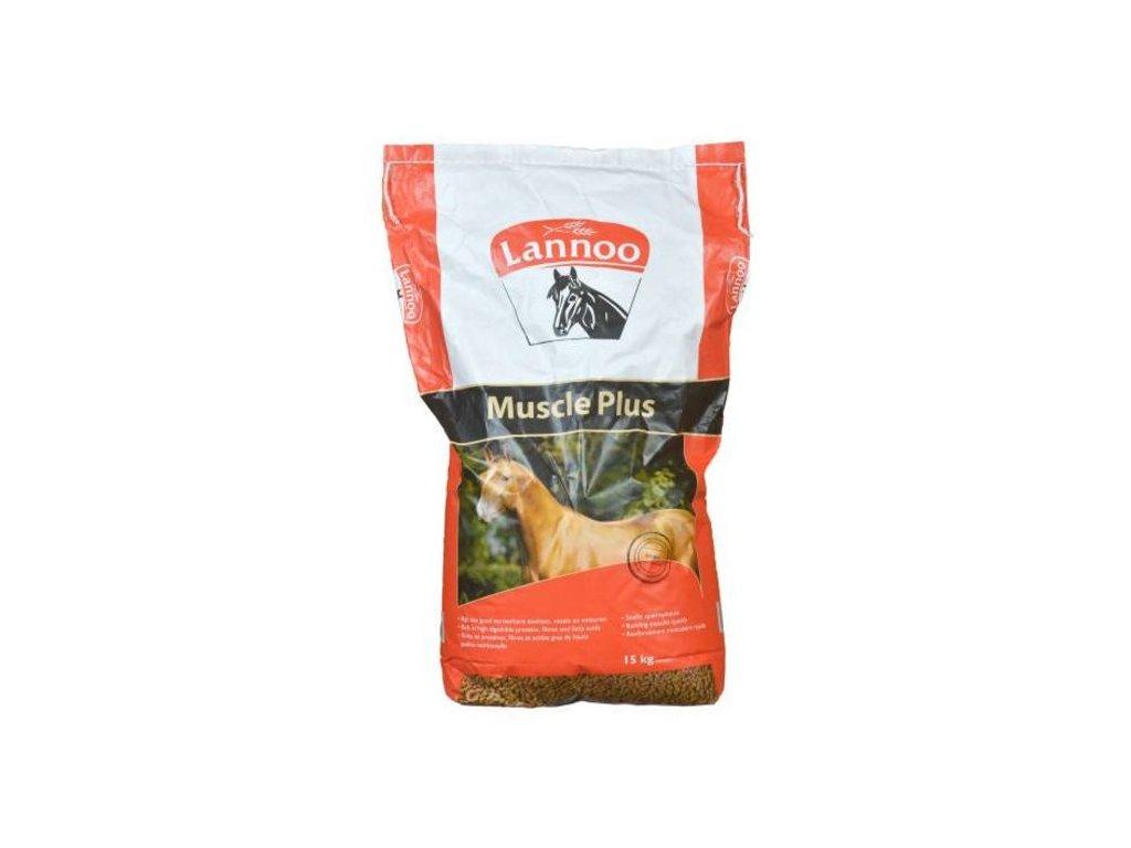 Krmivo pro koně MUSCLE PLUS (15 kg)