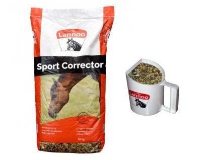 Krmivo pro koně müsli SPORT Corrector (20 kg)