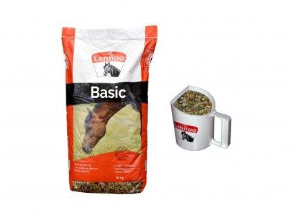 Krmivo pro koně müsli BASIC (25 kg)