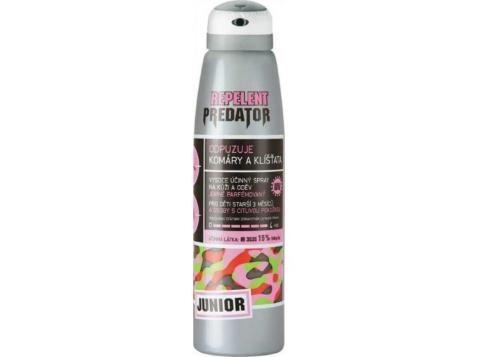 Predator Junior repelent spray 150 ml