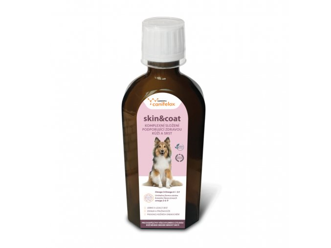 Canifelox Skin&Coat Dog 500 ml