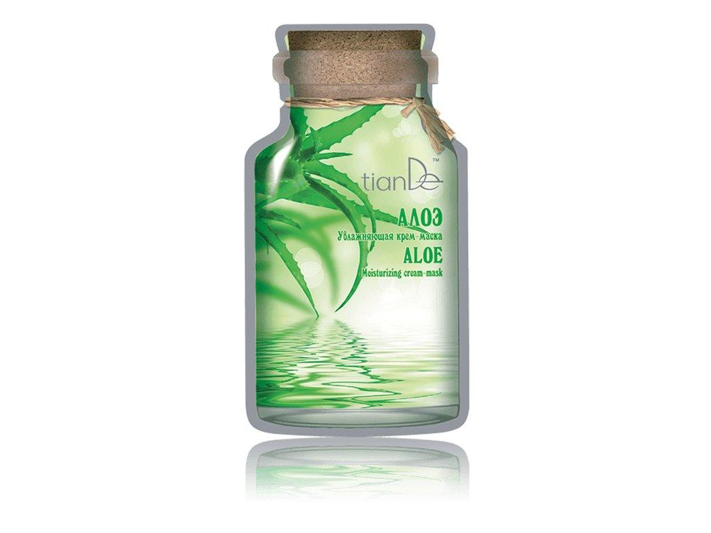 Hydratační krémová maska, 35 g (Tiande)