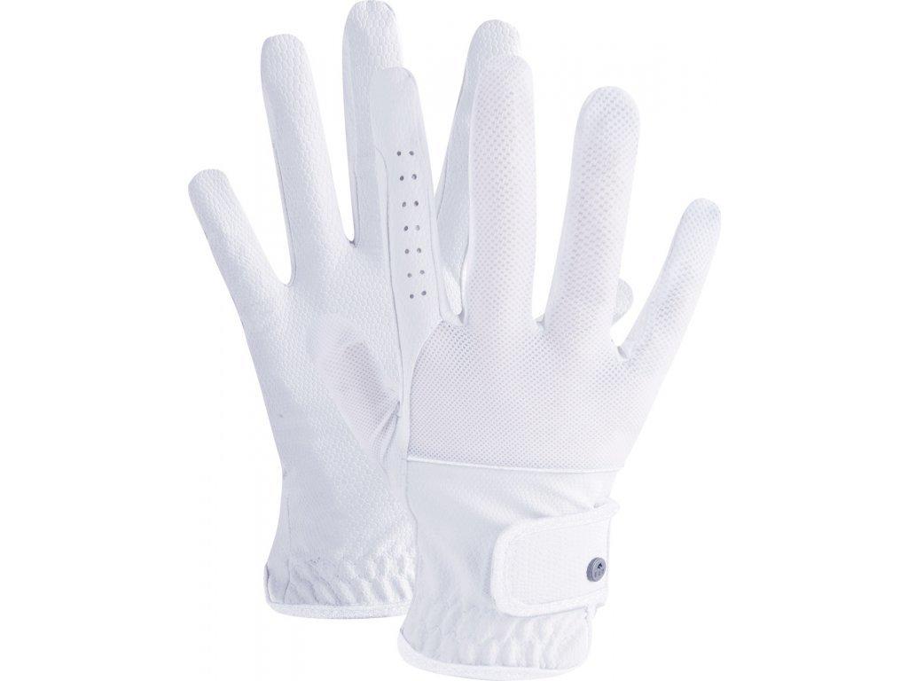 bílé ruk
