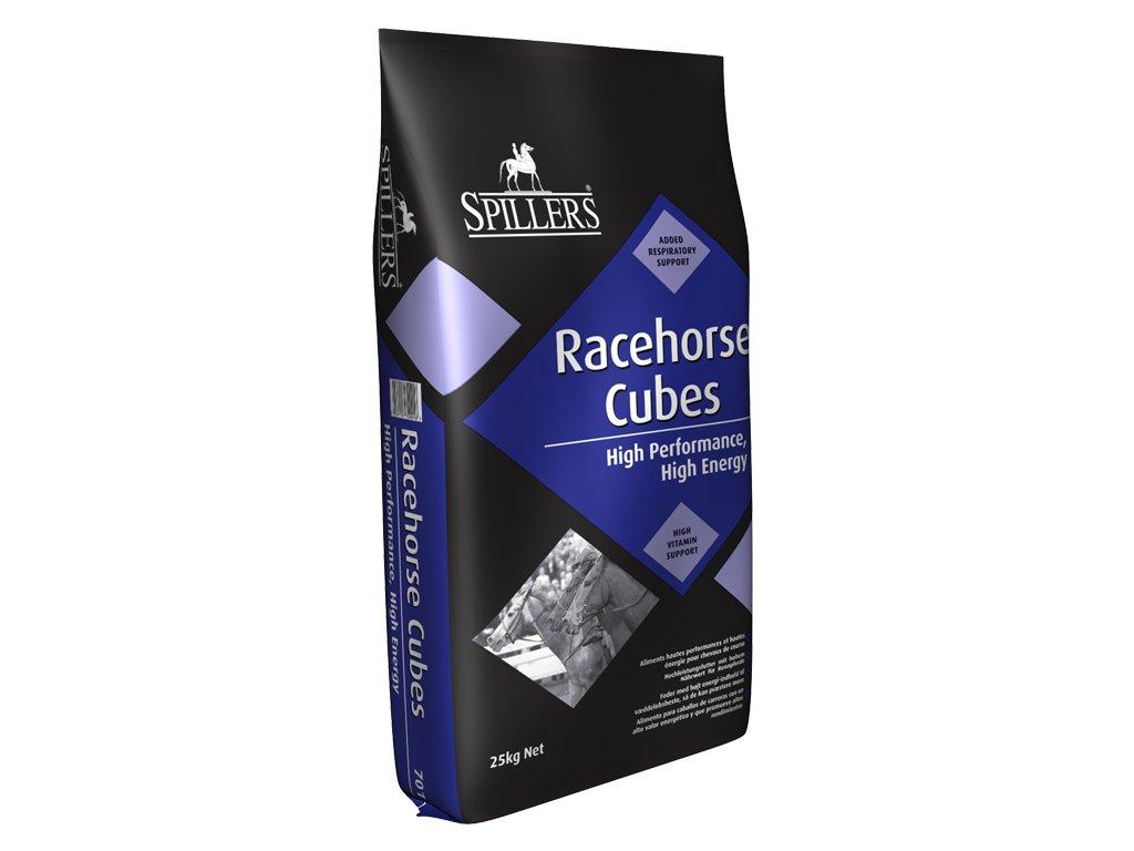 Racehorse Cubes, granule 25 kg (Spillers)